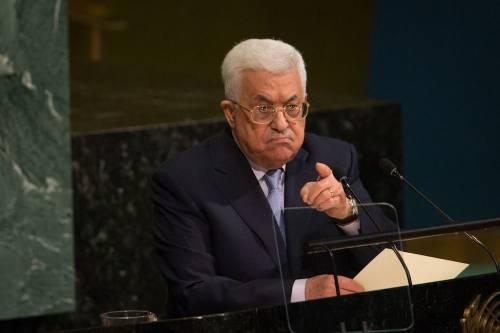 """Strappo dei palestinesi: """"Chiuse le relazioni con Stati Uniti e Israele"""""""