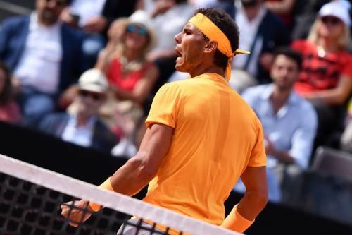 Roland Garros: Nadal supera Schwartzman in 4 set, affronterà Del Potro in semifinale