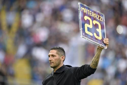 """Materazzi scatena il caos: """"In finale e poi perdono..."""""""
