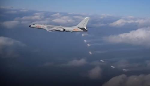I bombardieri nel Mar cinese mandano un messaggio agli Usa