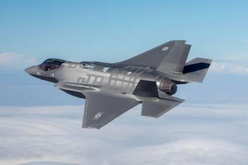 """F-35, il ministro Trenta: """"Non ne compreremo altri"""""""