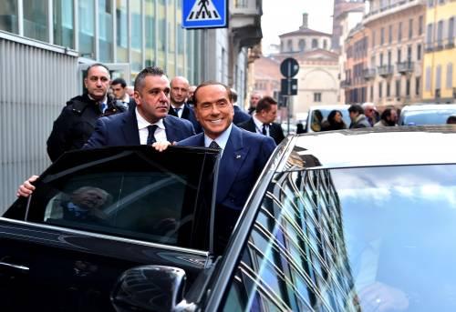 La profezia di Berlusconi: il giallo-verde non dura