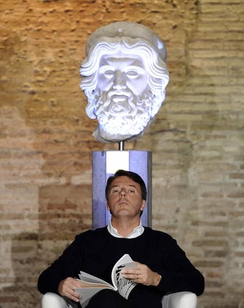 Renzi non crede più nel Pd: sta preparando il suo partito