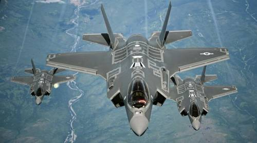 Il problema degli F-35 italiani: svelano informazioni top secret
