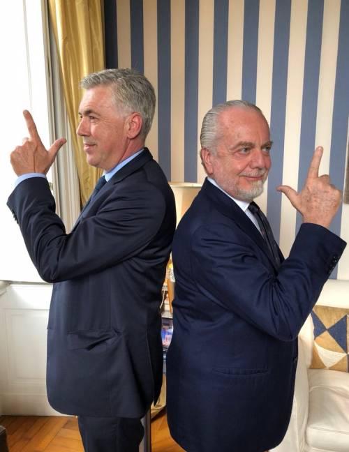 Ancelotti-Bond liquidato dal Napoli: una spy-story durata 18 mesi