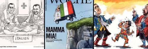 """Ora i tedeschi ci attaccano: """"Italiani scrocconi aggressivi"""""""