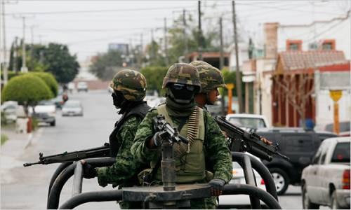 Messico, trovati 19 corpi in un canale