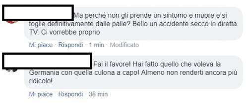 Insulti e minacce di morte sui social a Mattarella 4