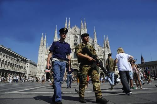 Il noir e il terrore: l'Isis attacca Milano