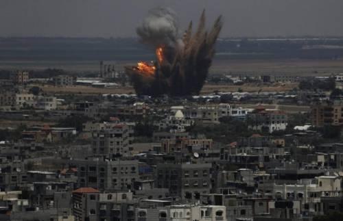 Striscia di Gaza, Hamas e Israele raggiungono una tregua