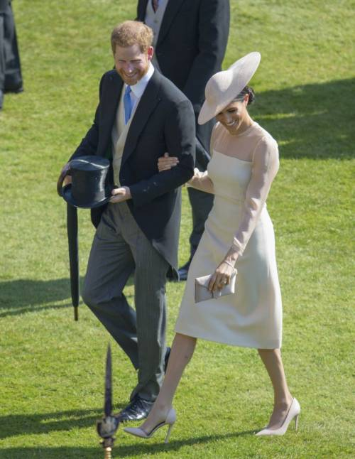 Principe Harry e Meghan Markle felici: foto 2