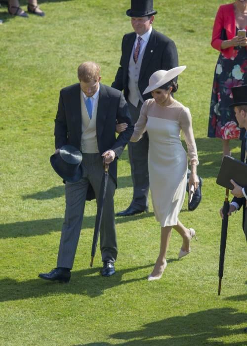 Principe Harry e Meghan Markle felici: foto 3