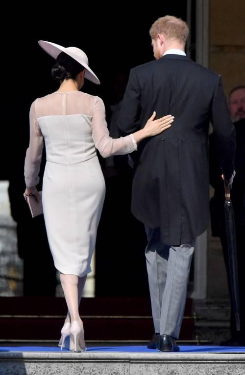 Principe Harry e Meghan Markle felici: foto 4