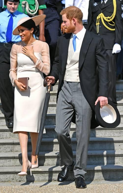 Principe Harry e Meghan Markle felici: foto 10