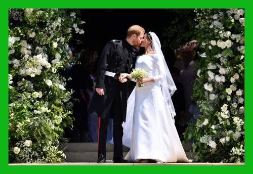 Principe Harry e Meghan Markle felici: foto 11