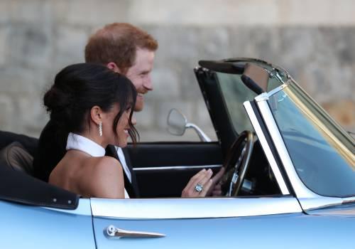 Principe Harry e Meghan Markle felici: foto 12