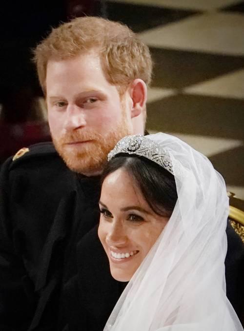 Principe Harry e Meghan Markle felici: foto 13