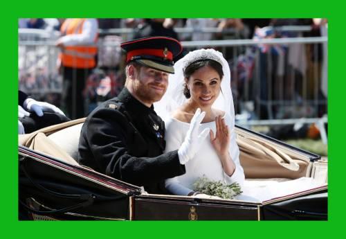 Principe Harry e Meghan Markle felici: foto 14