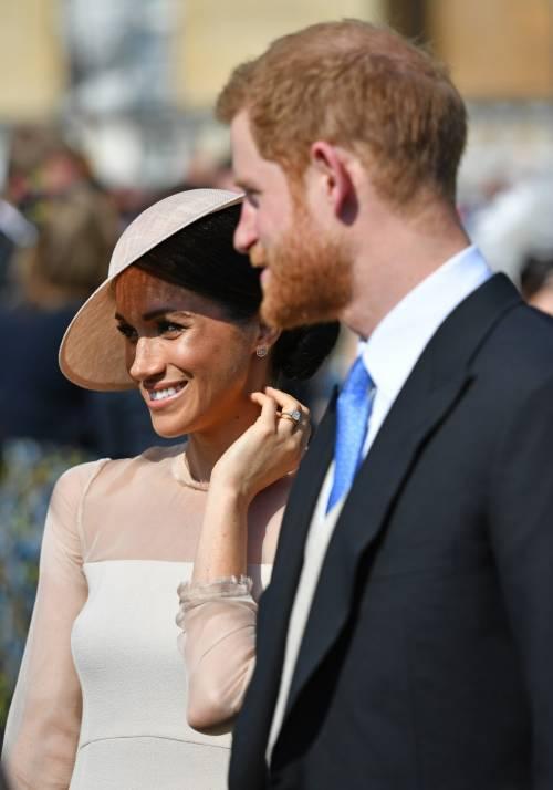 Principe Harry e Meghan Markle felici: foto 15