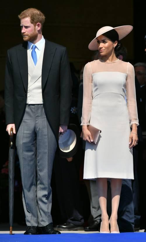Principe Harry e Meghan Markle felici: foto 16