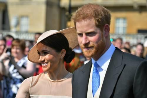 Principe Harry e Meghan Markle felici: foto 17