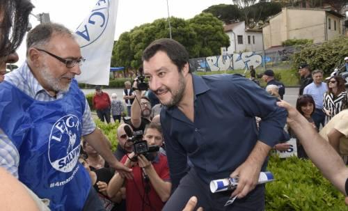 """Governo, Salvini stoppa Di Maio: """"Riapre? Non siamo al mercato"""""""
