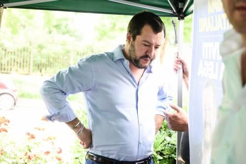 Governo, Salvini è al bivio