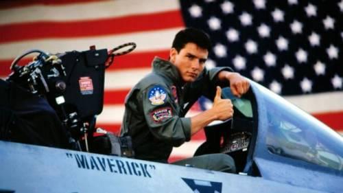 Top Gun, primo ciak per il sequel dello storico film con Tom Cruise