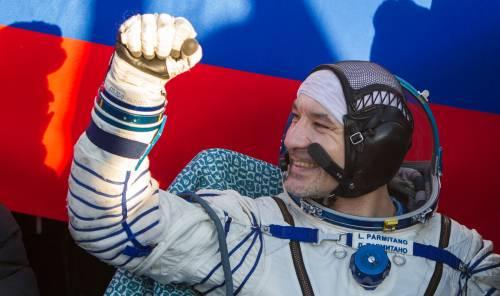 L'italiano Luca Parmitano dirigerà la Stazione Spaziale Internazionale