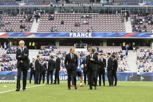 Francia-Italia, i tifosi dei Galletti fischiano l'inno di Mameli