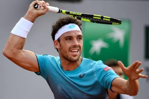 Roland Garros, Cecchinato manca l'impresa, eliminato in semifinale da Dominic Thiem in tre set