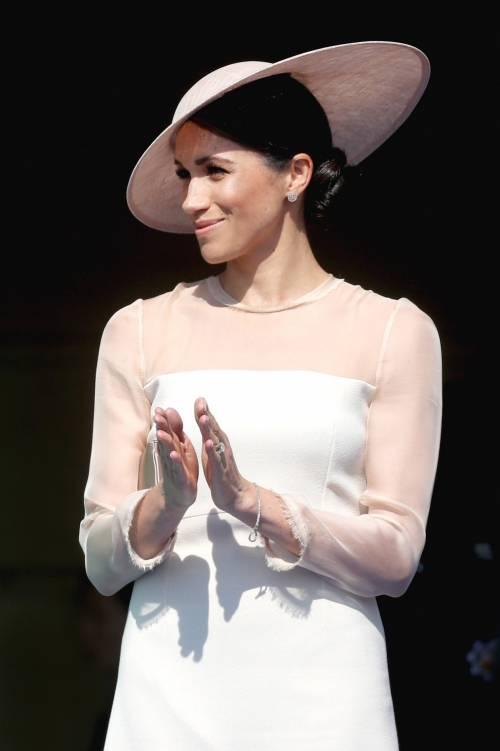 Meghan Markle nella Royal Family 1