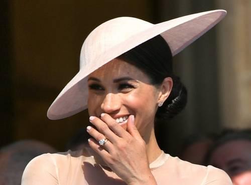 Meghan Markle nella Royal Family 9