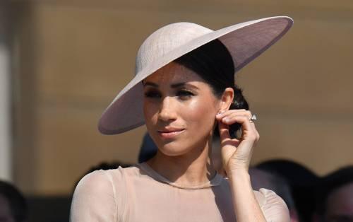 Meghan Markle nella Royal Family 10