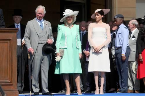 Meghan Markle nella Royal Family 3