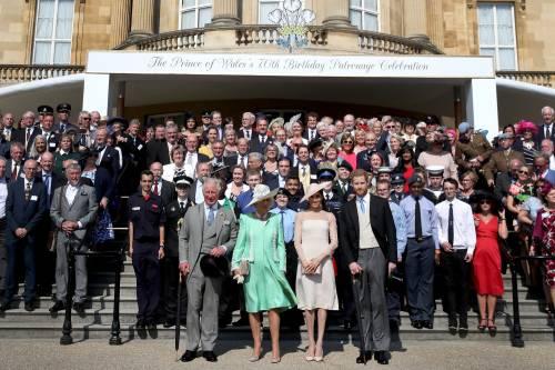 Meghan Markle nella Royal Family 7