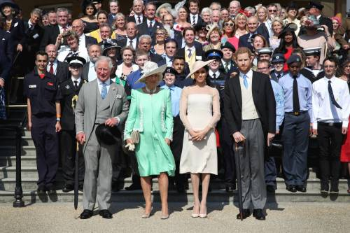 Meghan Markle nella Royal Family 8