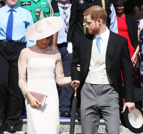 Meghan Markle nella Royal Family 2