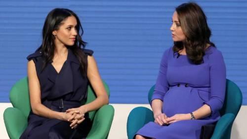 Meghan Markle e Kate Middleton che lavoro fanno? Lo svela la Royal Family