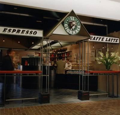 """La prima caffetteria di Howard Schultz si chiamava """"Il Giornale"""""""