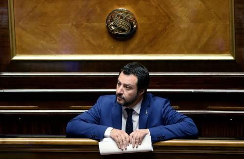 Salvini, stai attento:  proveranno a distruggerti