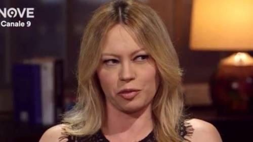 """Anna Falchi: """"Gli slip che mi sono tolta in tv? Li ha un feticista"""""""
