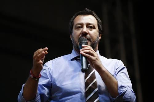 Sanzioni alla Russia? Salvini pensa al veto