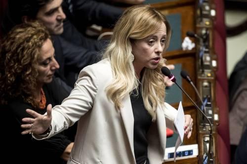 """Meloni plaude a Fontana: """"Fratelli d'Italia favorevole ad abrogare la legge Mancino"""""""
