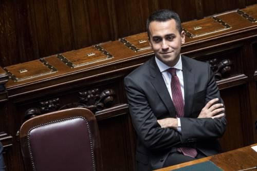 """Luigino fa l'equilibrista: """"Con la Nato ma anche no"""""""
