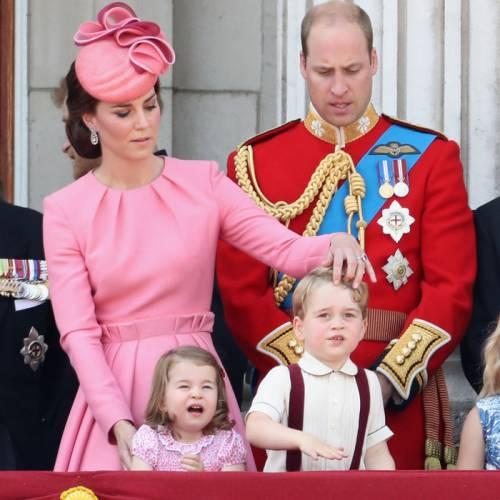 I Principi George e Charlotte in foto 8