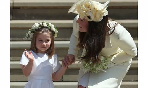 I Principi George e Charlotte in foto 3