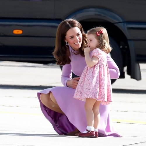 I Principi George e Charlotte in foto 4