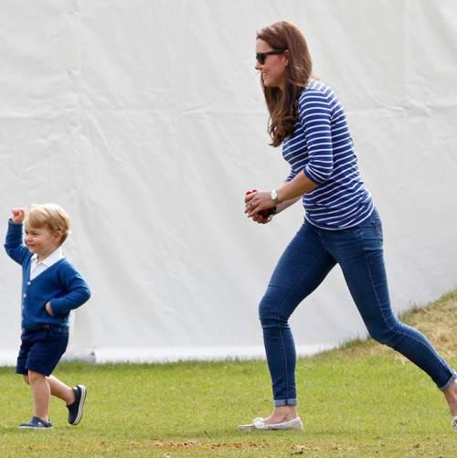 I Principi George e Charlotte in foto 5