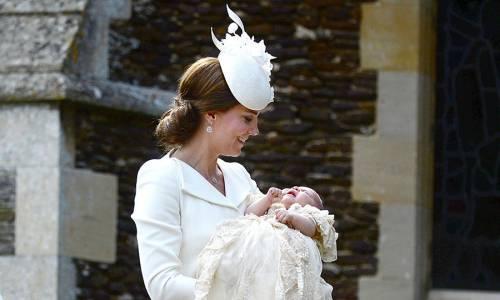 I Principi George e Charlotte in foto 7